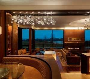 客厅玻璃装修