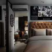 12平米婚房卧室装修设计方案