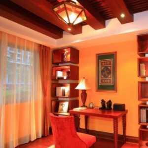 上海三居室装饰