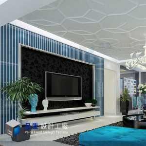 《蓝宝石之梦》180平米现代设计