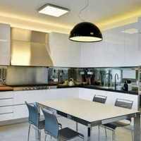 灯具130平米餐桌美式装修效果图