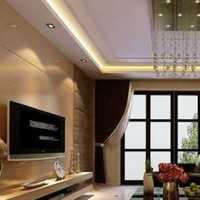 电视柜电视背景墙茶几灯具装修效果图