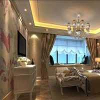 现代欧式别墅温馨装修效果图