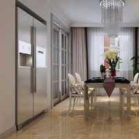 两室一厅文艺装修效果图