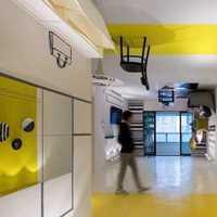 电视柜茶几客厅吊顶现代装修效果图