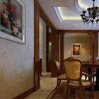 现代客餐厅隔断珠帘装修效果图