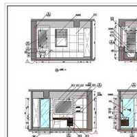 新盖四室一厅一厨一卫想装修一套暖色调的系列