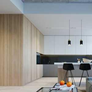 2个110平米现代时尚家居装修欣赏