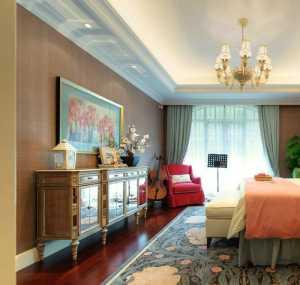 上海裝飾公司客廳裝修