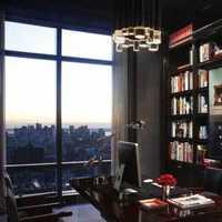 书柜中式中式书房中式家具装修效果图