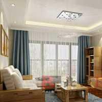 二居客厅别墅复式楼装修效果图