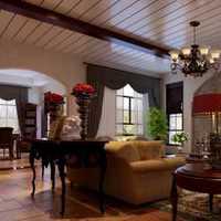 混搭风复式家装室内效果图