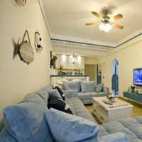 新中式客厅茶几沙发装修效果图