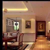 三室两厅两卫橱柜三居餐厅装修效果图