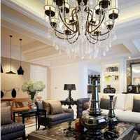 客厅中式新古典客厅装修效果图