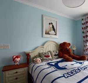 iColor资深设计师肖为民:2套清雅地中海风格公寓