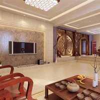 混搭客厅古典经济型装修效果图