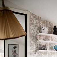 富裕型120平米卧室装修效果图