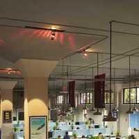 89平米灯具经济型装修效果图