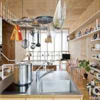 100平米的厨房排烟量是多少
