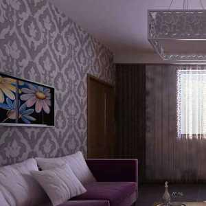 2室2厅80平装修效果图