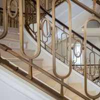 别墅楼梯豪华别墅纸装修效果图