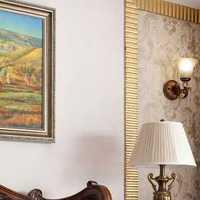 如何合理利用壁纸装饰中式风格玄关