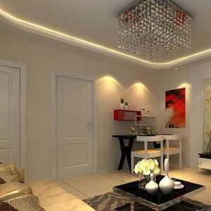 欧式简约三居室装修图片
