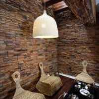 窗帘灯具沙发140平米装修效果图