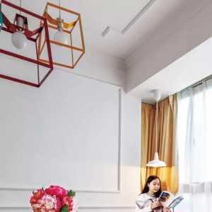 家庭装修卧室圣诞效果图