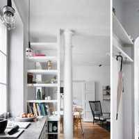 寻求102平两室一厅装修设计图
