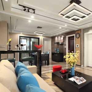 50平二室一厅小户型装修效果图
