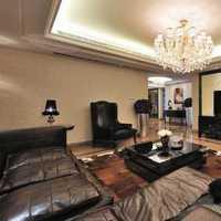 客厅布艺沙发田园客厅沙发装修效果图