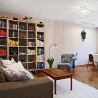 书房150平米以上清新现代简约复式白色精装房豪华型