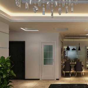 北京97平米三居室新房装修要多少钱