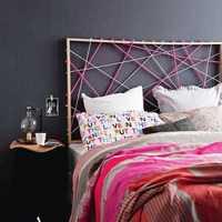 头柜地毯混搭卧室装修效果图