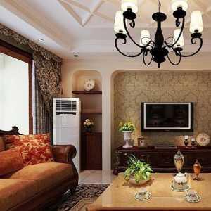 小戶型簡約風格一居室3萬以下50平米效果圖