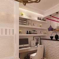 花三万装100平小三居室带阁楼效果图简单实用即可