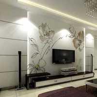 两室两厅二居吊灯简约欧式装修效果图