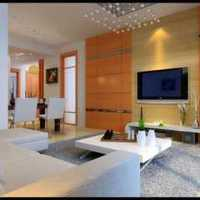 100平米两居室装修效果