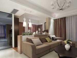 106平米两室两厅装修图