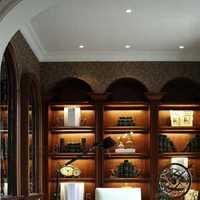 欧式大户型客厅吊顶沙发背景墙效果图