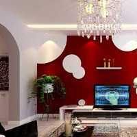 现代欧式原木色系起居室装修效果图