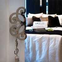 新中式沙发灯具三居装修效果图