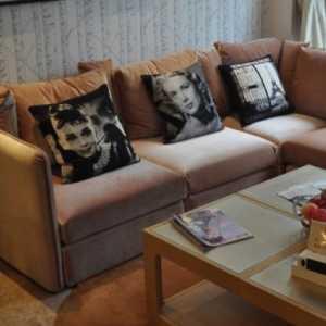 北京两厅客厅