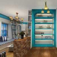书桌书柜窗帘实木家具书房装修效果图