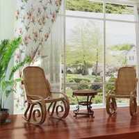 请高手给个40平二室一厅小户型装修图装修朴素合理利用空间的