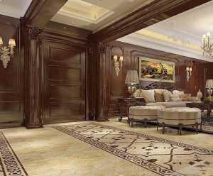 客廳隔墻裝修價格