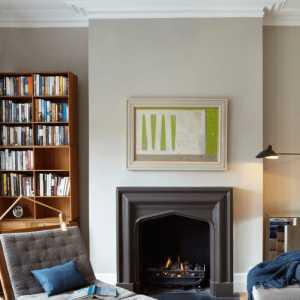 北欧实木现代风格客厅装修效果图大全