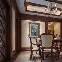 130平米富裕型餐桌餐厅装修效果图